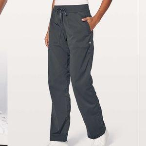 Lululemon Dance Studio Pants III Lined Gray